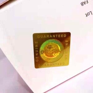 Image 3 - ボイドゴールド本物保証とオリジナルのグローバルホログラムステッカー 20 × 20 ミリメートルスクエア