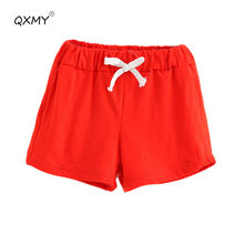 New Baby Girls Boys shorts Clothing Kids Shorts Cotton Shorts For girl Boy infant Kids Children Beach Shorts Baby Clothes(China)