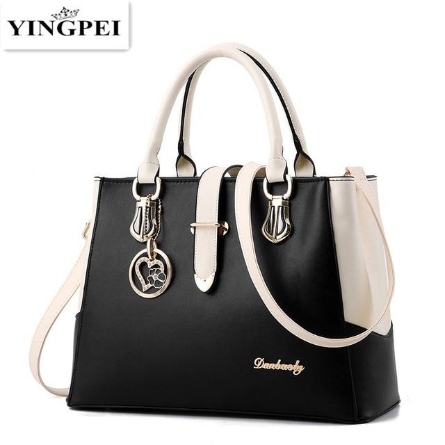 af259f1d3c4d YINGPEI women handbags famous Top-Handl brands women bags purse messenger  shoulder bag high quality