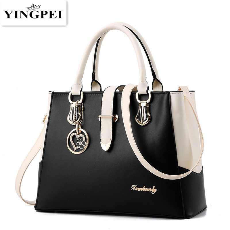 YINGPEI women handbags famous brands women bags purse messenger shoulder bag high quality handbag Ladies feminina luxury pouch famous brand high quality handbag simple fashion business shoulder bag ladies designers messenger bags women leather handbags