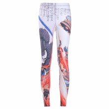 Leggings Hot Fashion Womans Clothes Suicide of Morozumi Pants Milk Leggings Digital Print Pants Drop Shipping(China)