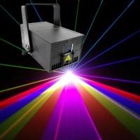 3W RGB 40Kpps galvo scanner dmx ilda full color 3000mW laser light for disco party DJ professional laser show