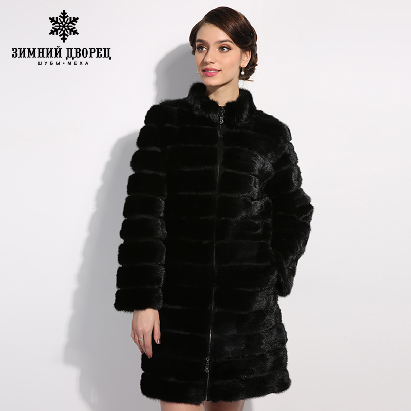 Online Buy Wholesale mink fur coats women from China mink fur ...