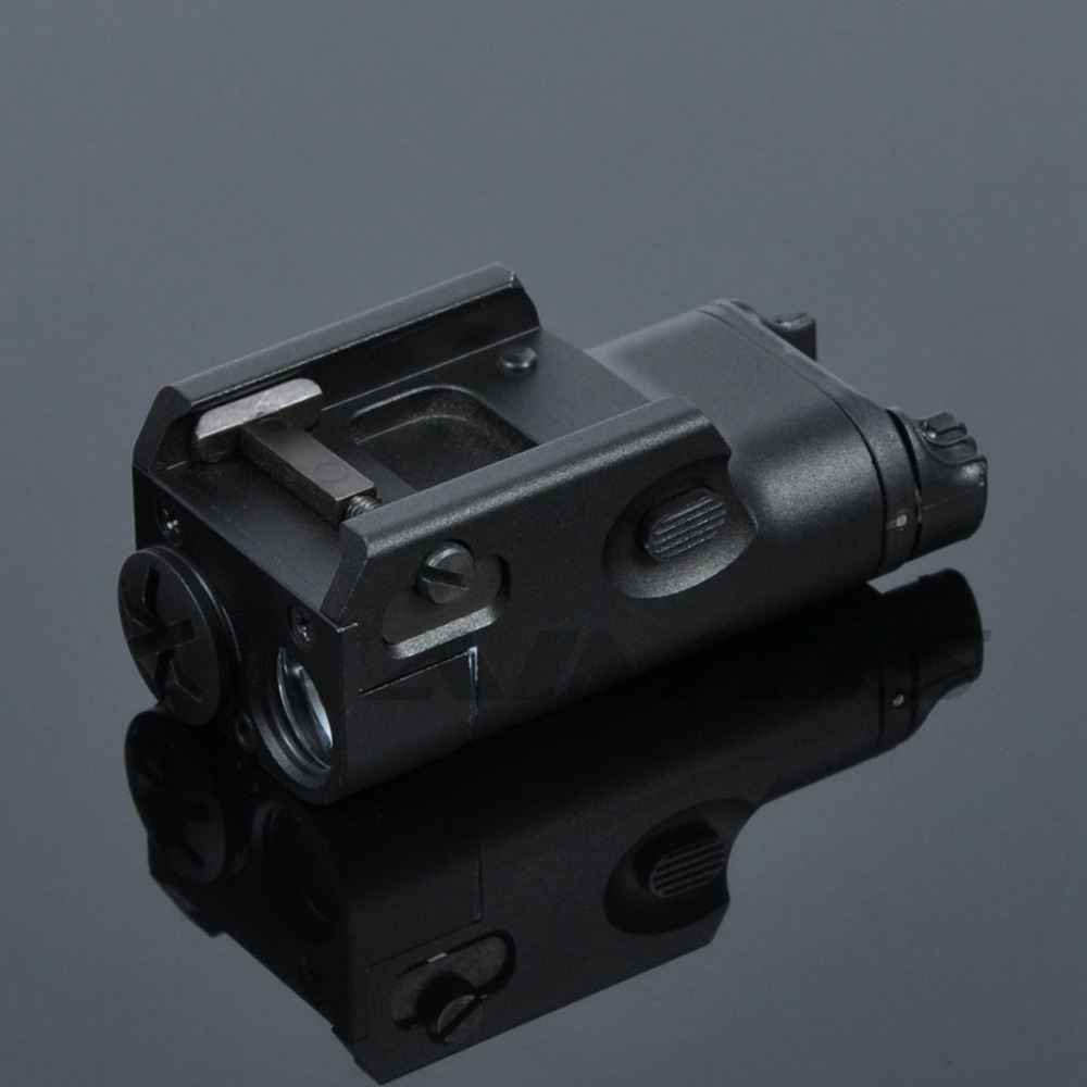 Tactical XC1 Pistol Light Mini LED Flashlight Military Ultra Compact Weapon Light Shockproof Hunting Lanterna For Glock 17 18C hot sale new tactical flashlight x300 ultra led weapon light for hunting for shooting cl15 0040