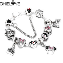 7dcb32ee6 Buy bracelet children pandora and get free shipping on AliExpress.com