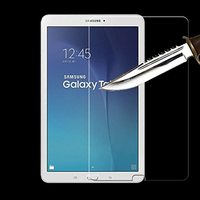 Screen Tempered Glass Protector For Samsung Galaxy Tab E 8.0 9.6 Inch SM-T560 T561 T377V T375P T375 T377 Tablet Screen Protector