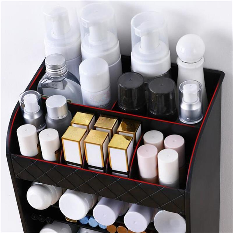 Jewelry Cosmetic Storage Box Small Drawer Organizer Box Multi Functional Desk Sundries Makeup Storage Case Container - 5
