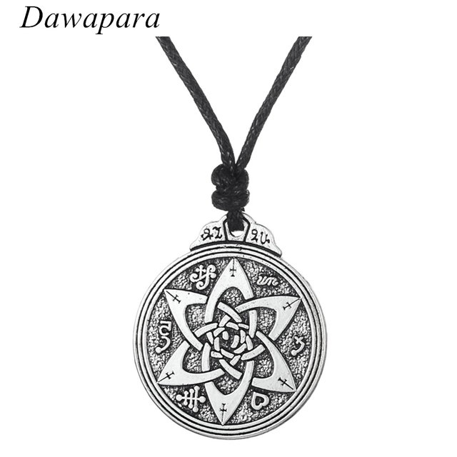 Dawapara lotus flower wicca religious pendants necklaces tibetan dawapara lotus flower wicca religious pendants necklaces tibetan retro spiritual amulet and talisman for women christmas aloadofball Images