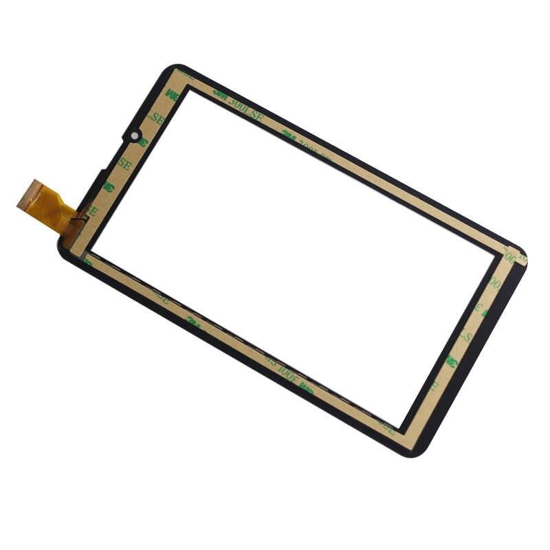 """Nueva pantalla táctil de 7 """"RoverPad cielo Gloria S7 3G/a S7 3G/a C7 reemplazo de cristal del digitalizador del Panel de la tableta 3G"""
