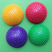 2PCS Kinder Hemisphäre Kompatibel Stepping Stein Durian Massage Ball Kinder Kindergarten Sensorische Integration Balance Training Spielzeug(China)