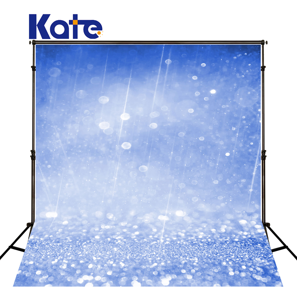 KATE Photography Backdrops Blue Background Photography Christmas Backdrop Fairy Tale Background Children Photo Backgrounds