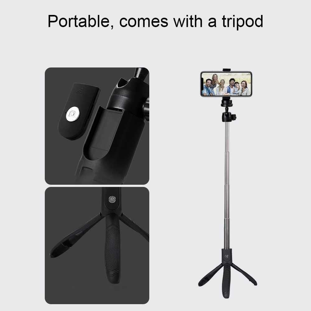 Caseier Универсальный штатив для селфи для IOS Android Bluetooth штатив для селфи палка для samsung S10 huawei mate 20 для iPhone 7