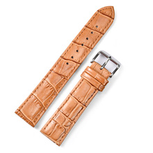 New Design Genuine Leather Watch band Strap 12mm-24mm Watches Bracelet Accessories Black Brown Men Watchbands For Brand