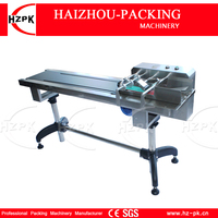 HZPK Paper Bag Paging Machine Feeder Paper Used Work With inkjet Date Printer Label Or Bag Numbers Printing Machine For 65 400mm