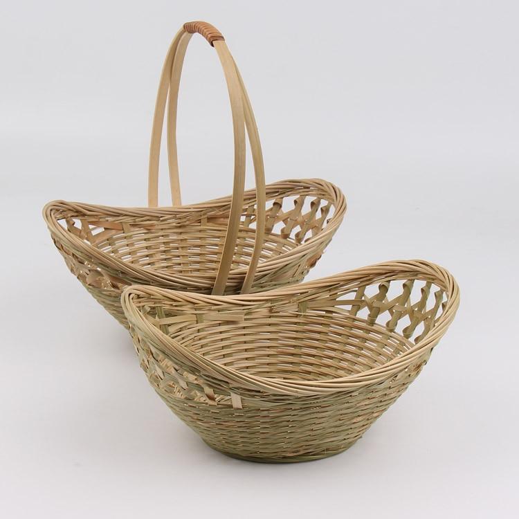 Basket Weaving Gifts : Get cheap bamboo bread basket aliexpress