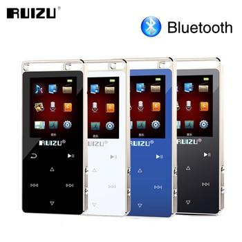 f5b80a66c3ab Ultrafino Original RUIZU D01 MP4 reproductor de 8 GB pantalla táctil de 1