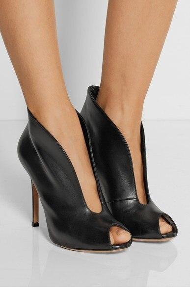 Sandales Hauts De Chaussures À Femmes Sitletto Parti black Partie white Pompes Sexy red grey Talons Noir Bout Mariage Blanc Pour Black Ouvert Mariée Dames qdX8575Iw