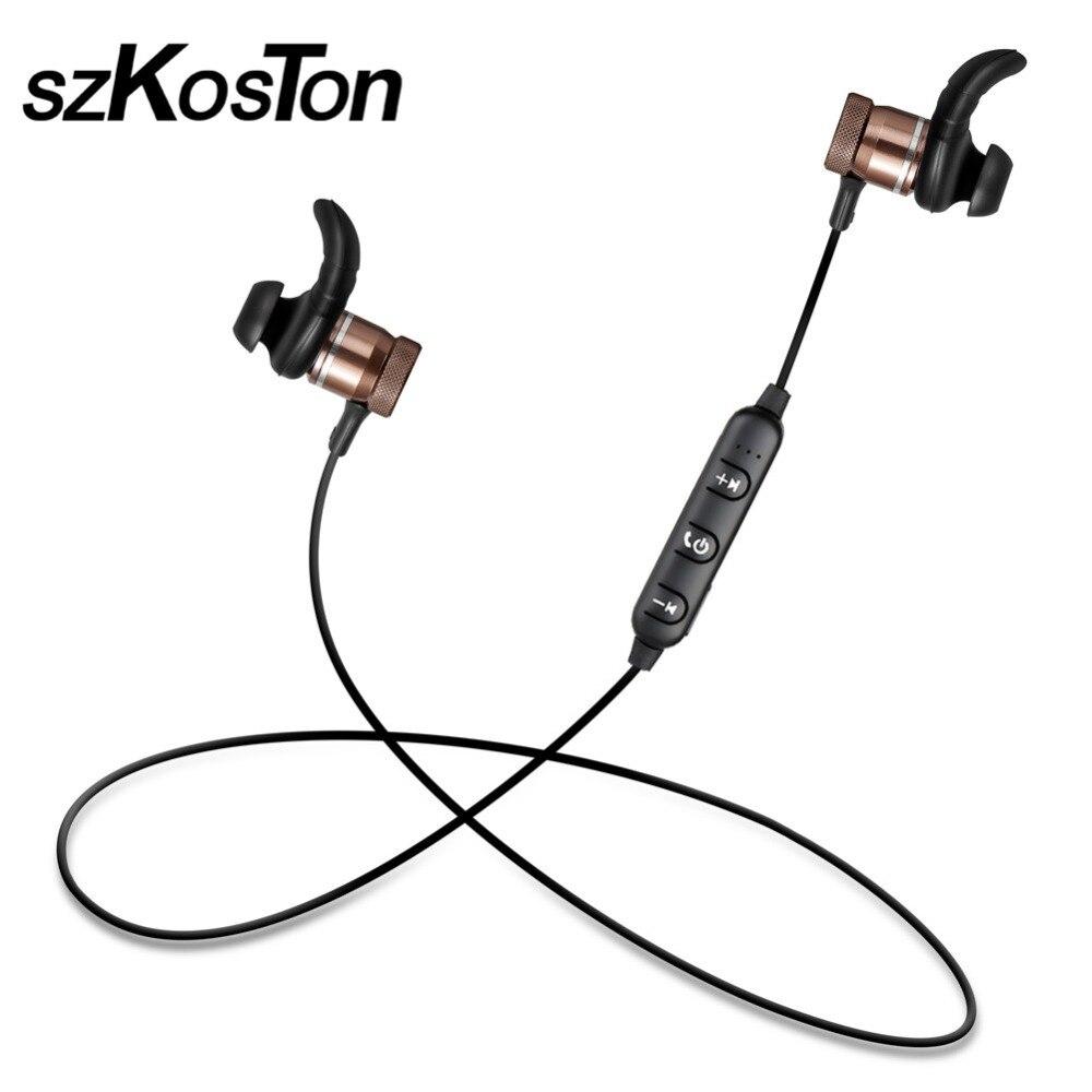 S6-2 inalámbrico auricular bluetooth deporte auricular con cancelación de ruido