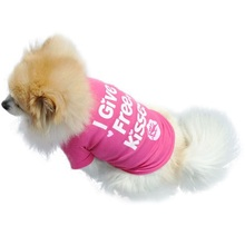 Custom Printed Small Dog T-Shirt