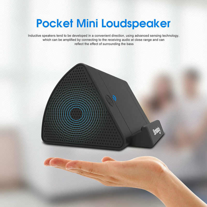 Portable Universal Wireless Speaker Luar Ruangan Speaker untuk Smalody Loudspeaker Bass Bluetooth Speaker Bluetooth Portable Kotak Suara
