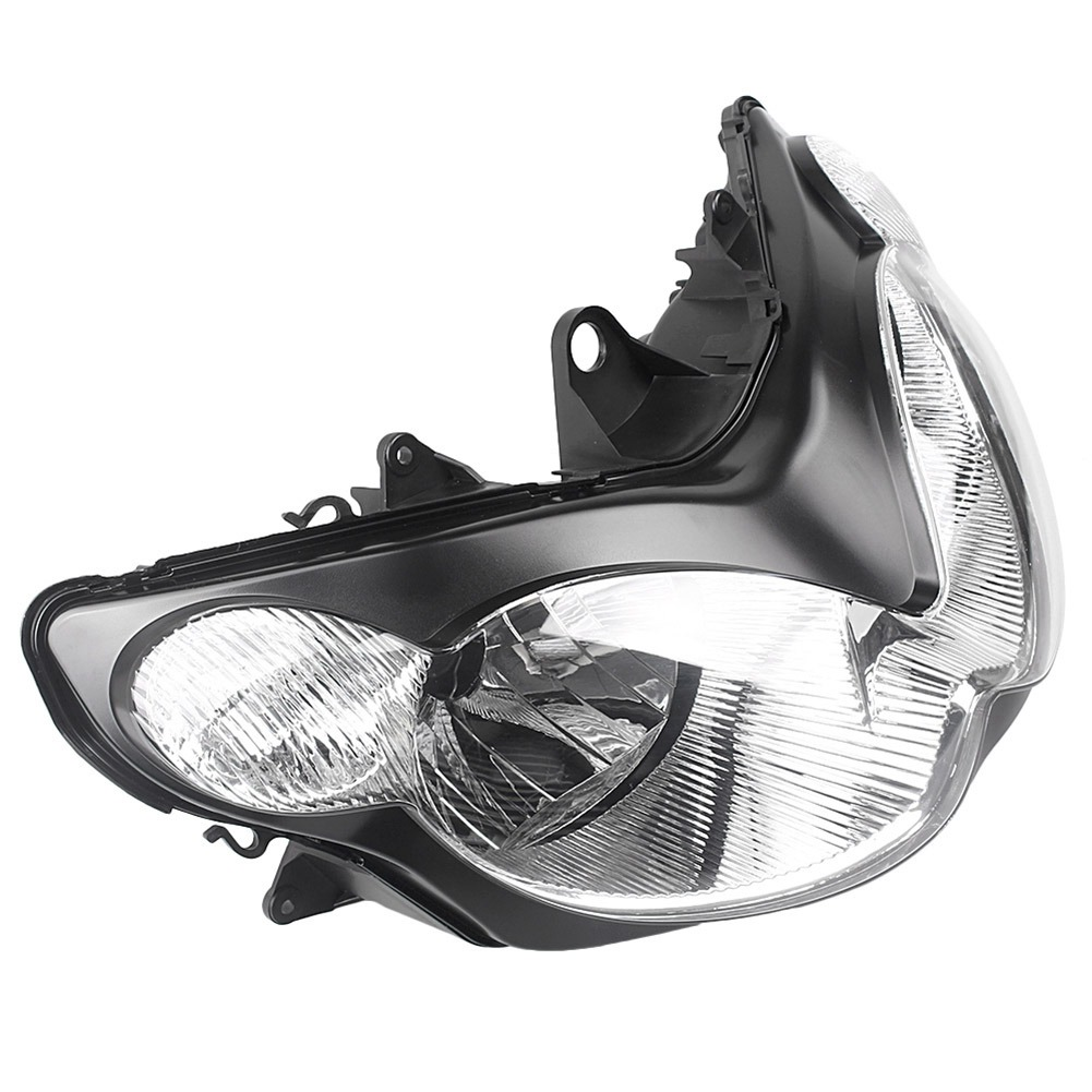 For Kawasaki ZZR1200 ZZR 1200 Front Headlight Headlamp Head Light Lamp Assembly 2002-2015 Motorbike Parts Accessories