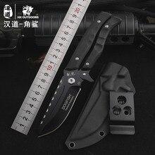 knife HX D2 blade
