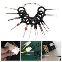 3/8/11 PCs Terminal Removal Tool Car Electrical Wire Crimp Connector Pin Extractor Kit Repair Hand Tool Set Plug Key DIY Machine Tools & Accessories