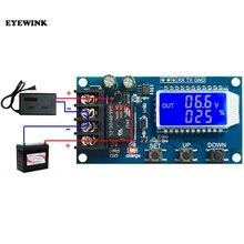 Módulo de Control de cargador de batería 10A 6 60V, protección contra sobrecarga, interruptor de Control, circuitos integrados, XY L10A