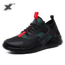 Grande tamanho 46 47 tênis masculinos sapatos venda quente moda respirável leve casual masculino sapatos schoenen mannen zapatillas hombre