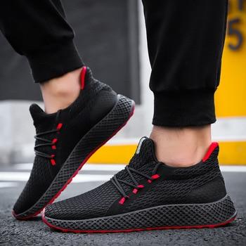 346c14fc Nuevos Zapatos casuales de malla para hombre, Zapatos para hombre, Zapatos  ligeros cómodos y transpirables, zapatillas deportivas femeninas