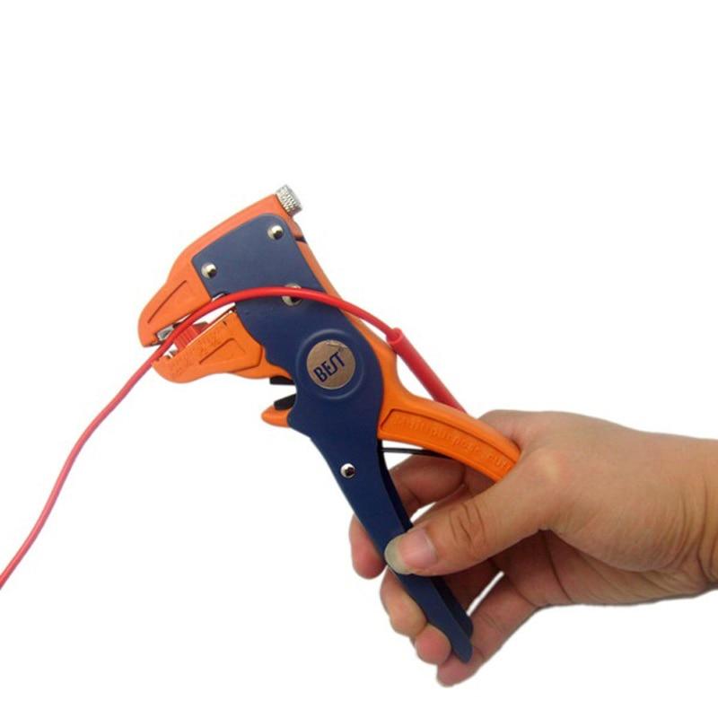 2018 Time-limited New Multitool Tweezers Crimper Decrustation Pliers Self-adjusting Insulation Stripping Cutter Tool феникс мешок для обуви леопард в цветах