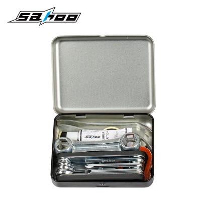 SAHOO alati za biciklističke biciklističke alate Mini box MTB Alati - Biciklizam - Foto 3