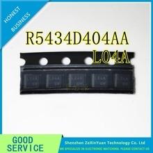 20PCS R5434D404AA TR FE SON8 R5434D404AA TR R5434D404AA L04A EV 리튬 이온 배터리 보호 IC