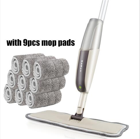 one mop 9 mop cloth