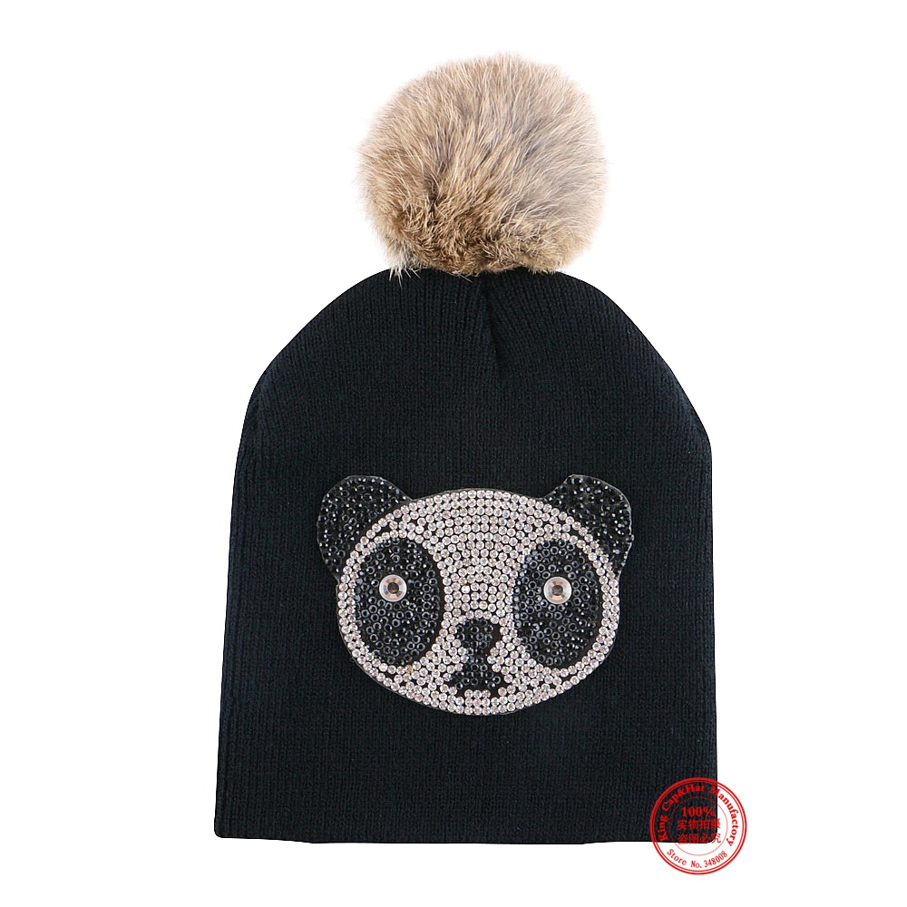 0 to 2 year old baby lovely winter hat girl boy beanies fuchsia red black pink cotton thermal children skullies cap kids gorros