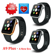 Smartwatch A9 Besser als G3 K88H Bluetooth Smart uhr für Apple iPhone & Samsung Android Phone smartphone uhr apple uhr A1