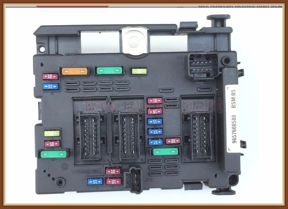 Fuse Box Unit Assembly RELAY for CITROEN C3 C5 C8 XSARA PICASSO