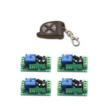 Top Quality RF Wireless Remote Control Switch 1Ch Intelligen