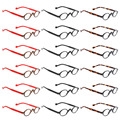 Retro Vintage Mini Small Round Frame Men Womens Readers Reading Glasses