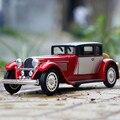 1:36 Aleación Diecast Modelo de Coche coche Clásico del envío libre Tire atrás Del Coche de Juguete modelo de Coche Electrónica con luz y sonido Juguetes de Los Niños regalo