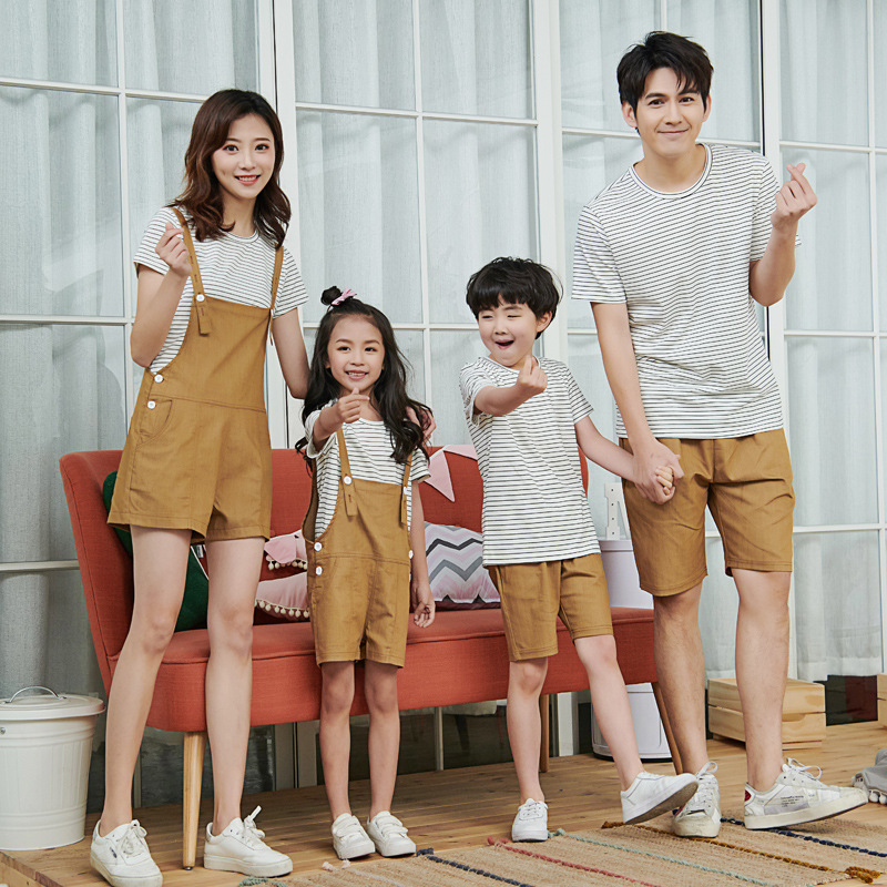 Mother And Daughter Clothes Pants Mum Mom And Daughter Girls Overalls Matching Clothes Mom Baby Girl Pants Set Family Look Pants