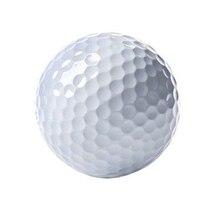 New Two Piece Golf Balls 80- 90 Hardness 12pcs