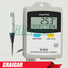 Buy Temperature and Humidity Data Logger S100-EX+