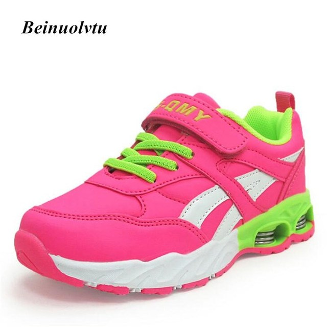 2017 Kids shoes Children Sneakers Breathable Kids Sports shoes Cool boys and girls Sneakers