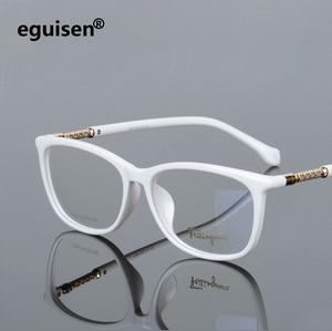 Image 1 - Breedte 138 Full frame plaat elastische benen mode mannen vrouwen bijziendheid optische glazen frames lezen glas 008 oculos de grau brillen