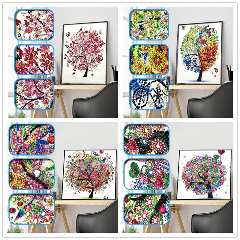 US $3.45 31% OFF|5D DIY Diamond Painting Diamond Embroidery Landscape on diamond interior design, diamond landscape quilt, diamond art design, diamond flower design,