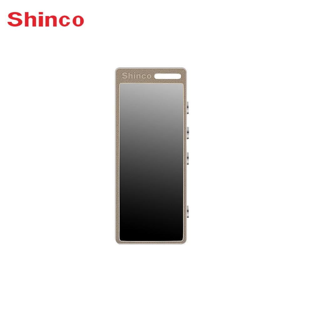 Voice Recorder Shinco F1 32G Dictaphone Alloy HIFI Audio Player Mini Professional Digital Sound Activated Recorder Device
