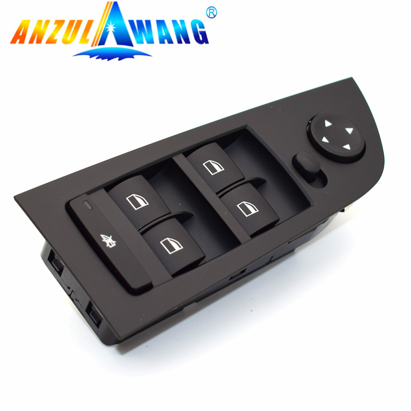 1 Pcs For Bmw E90 318i 320i 325i 335i Panel Power Window Switch Console Left Beige Or Black 61319217329 Or 61319217331
