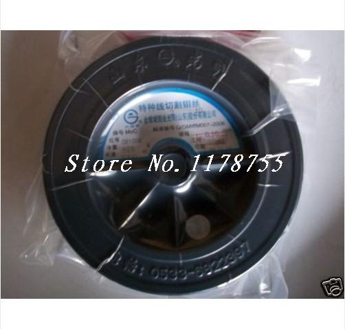 0.18mm Molybdenum Wire For EDM Wire Cutting Machine 2000m цена