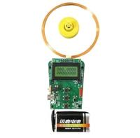 134 2Khz ISO11784 5 FDX B Reader Animal Microchip Glass Tag Reader Scanner